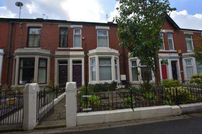 3 Bedrooms Terraced House for sale in Preston Old Road, Witton, Blackburn, Lancashire