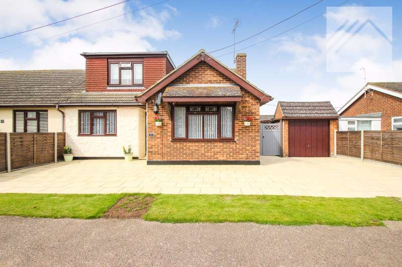 3 Bedrooms Semi Detached House for sale in Chapman Road, Canvey Island - SO MUCH SPACE; YOU NEED TO SEE IT TO BELIEVE IT