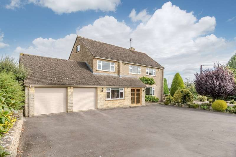 5 Bedrooms Detached House for sale in Northend, Luckington