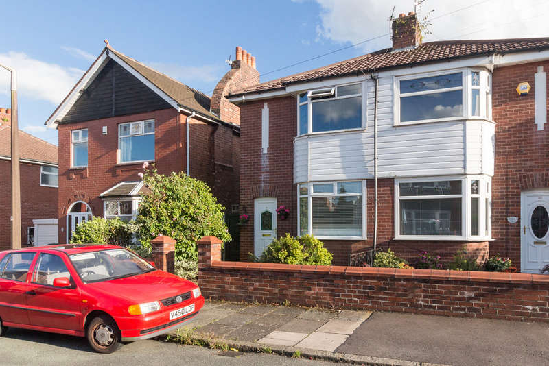 2 Bedrooms Semi Detached House for sale in Bryn Drive, South Reddish