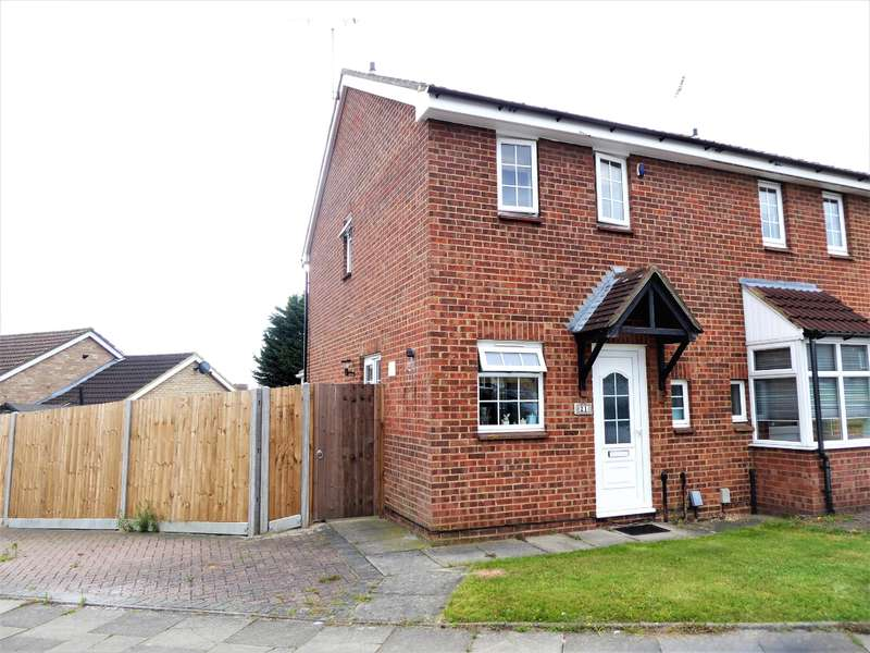 2 Bedrooms Semi Detached House for sale in Wyatt Road, Crayford, Kent, DA1 4SP