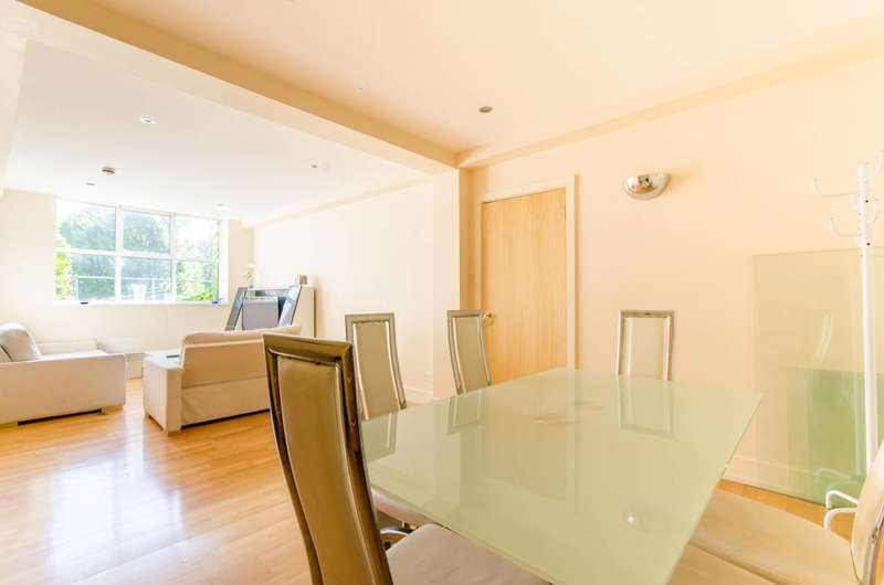 1 Bedroom Flat for sale in Empire Square, Islington, N7