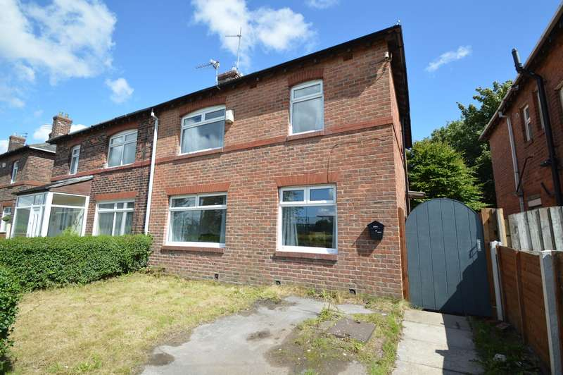 3 Bedrooms Semi Detached House for sale in Littleton Road, Salford, M7