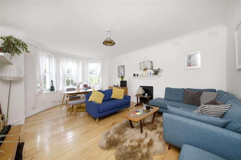 2 Bedrooms Maisonette Flat for sale in Lunham Road, London