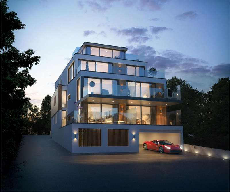2 Bedrooms Apartment Flat for sale in Apartment, 133 Banks Road, Sandbanks, Poole, BH13