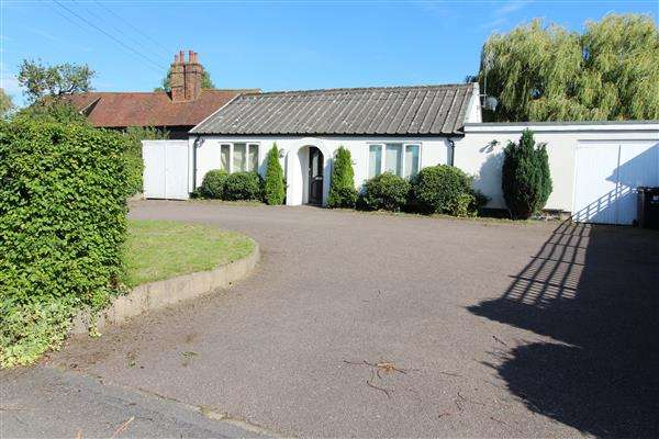 3 Bedrooms Detached House for sale in Ard Maca, Sleapshyde Lane, St Albans