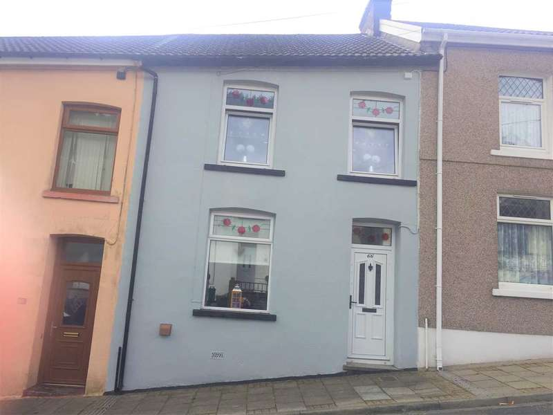 3 Bedrooms Terraced House for sale in Brynhyfryd Street, Clydach, Tonypandy