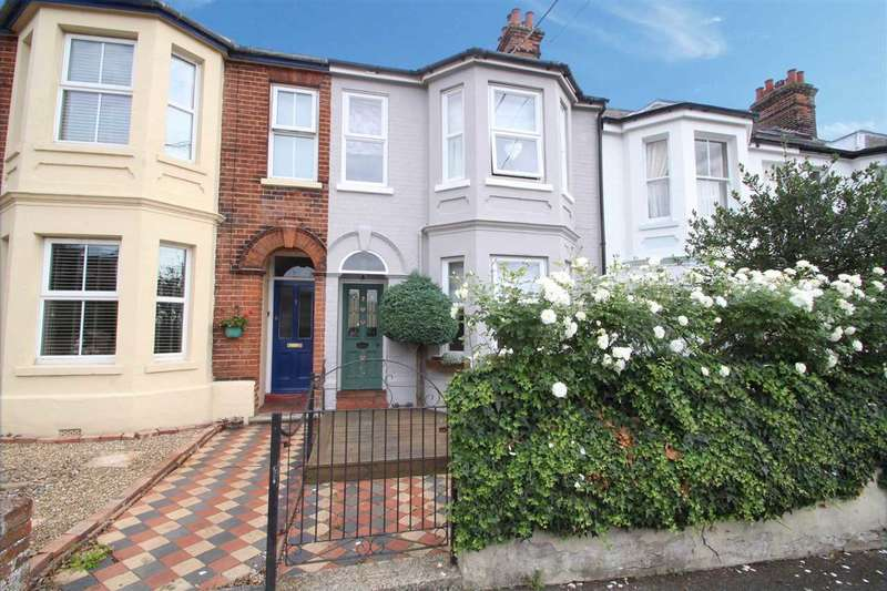 3 Bedrooms Terraced House for sale in Bristol Hill, Shotley Gate