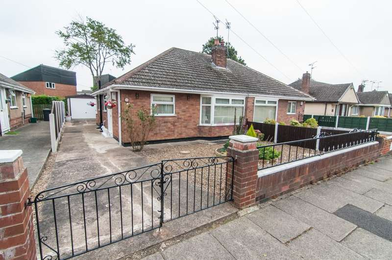 2 Bedrooms Bungalow for sale in Pearwood Crescent, Balby