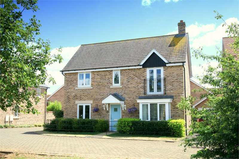 4 Bedrooms Detached House for sale in ST NEOTS