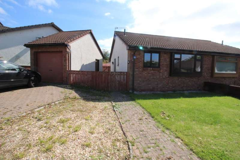 2 Bedrooms Semi Detached Bungalow for sale in Mackie Gardens, Markinch, Glenrothes, KY7