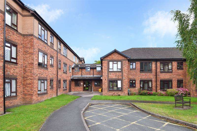 1 Bedroom Retirement Property for sale in Manor House Close, Weoley Castle, Birmingham