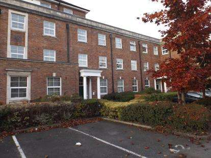 2 Bedrooms Flat for sale in Vale Lodge, Rice Lane, Liverpool, Merseyside, L9