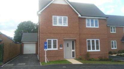 4 Bedrooms Detached House for sale in New Broughton, Wrexham, LL11
