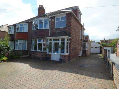 4 Bedrooms Semi Detached House for sale in Ashlands, Sale, Greater Manchester