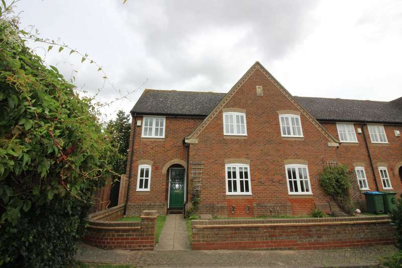 3 Bedrooms End Of Terrace House for rent in Nashs Farm, Aston Abbotts