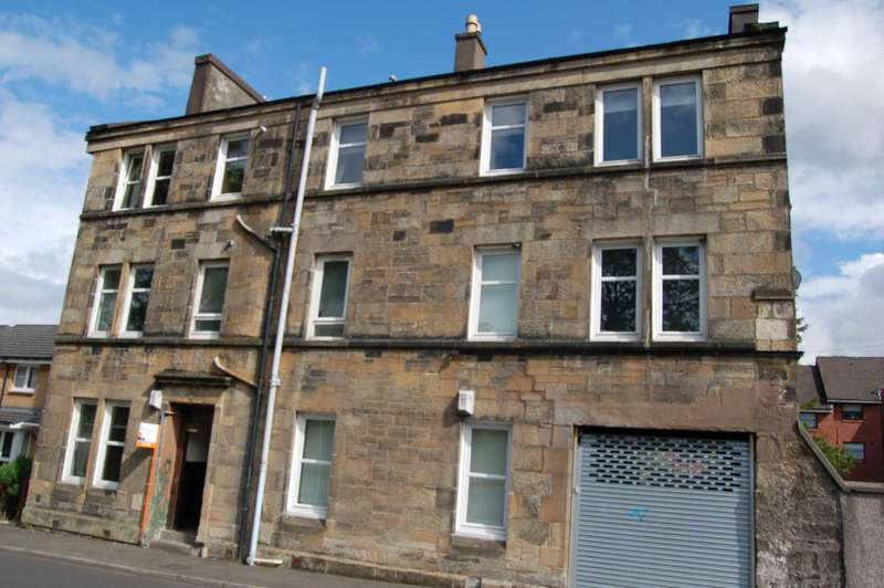 1 Bedroom Flat for rent in Collier Street, Johnstone