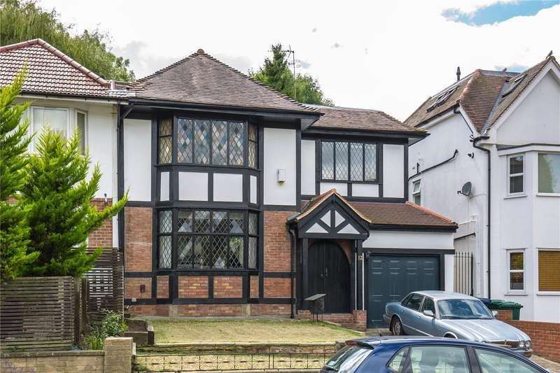 3 Bedrooms Semi Detached House for sale in Argyle Road, Woodside Park, London, N12