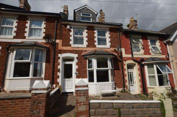 4 Bedrooms Terraced House for sale in Sherwell Hill, Chelston, Torquay, Devon