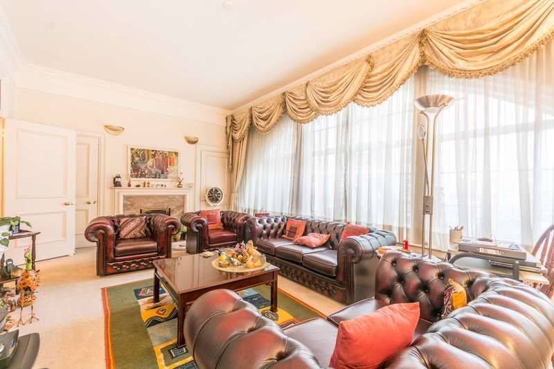 2 Bedrooms Flat for sale in Baker Street, Marylebone, NW1