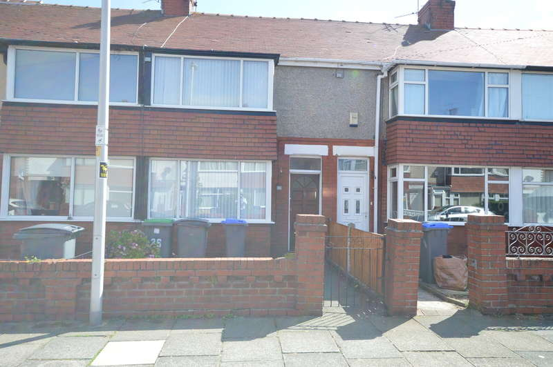 2 Bedrooms Terraced House for sale in Ivy Avenue, South Shore