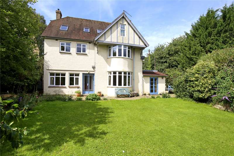6 Bedrooms Detached House for sale in Selsley Road, North Woodchester, Stroud, Gloucestershire, GL5