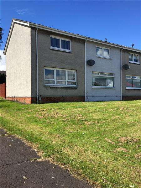 2 Bedrooms End Of Terrace House for sale in Broom Path, Glasgow