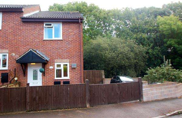2 Bedrooms End Of Terrace House for sale in MEADOWBANK, LYDNEY