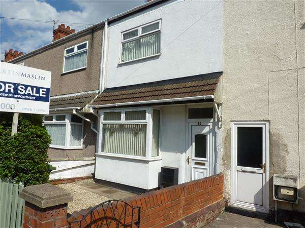 3 Bedrooms Terraced House for sale in PARK STREET, CLEETHORPES