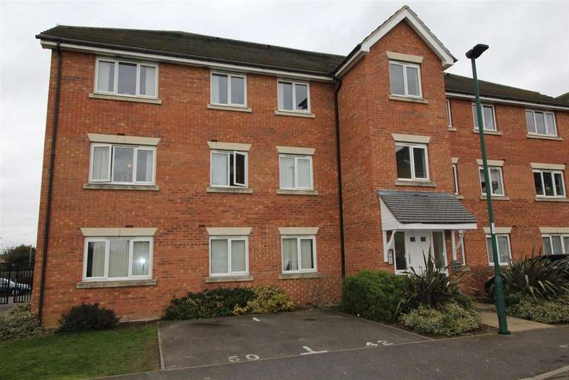 2 Bedrooms Flat for sale in Fellowes Road, Fletton, Peterborough