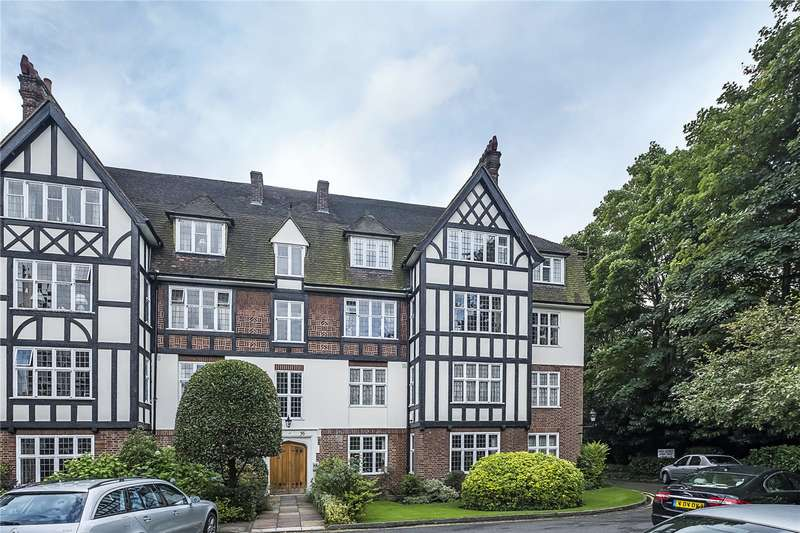 4 Bedrooms Flat for sale in Wildcroft Manor, Wildcroft Road, London, SW15