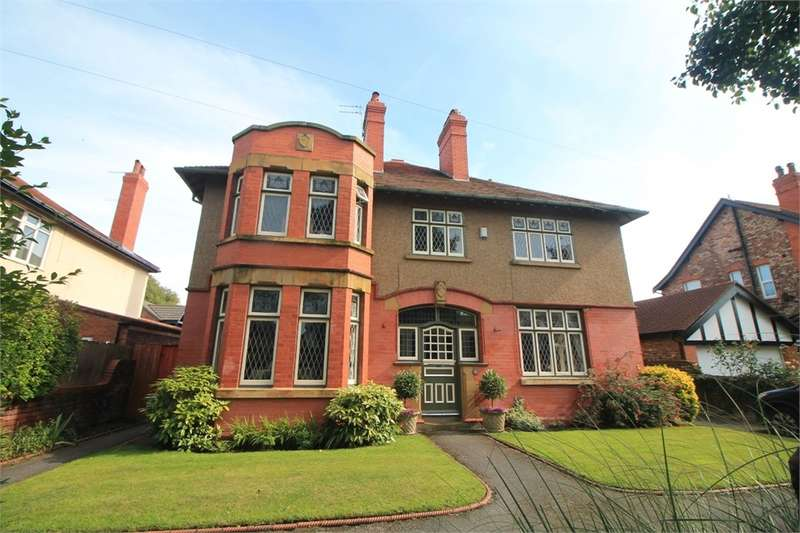 5 Bedrooms Detached House for sale in Linden Avenue, Blundellsands, Merseyside, Merseyside