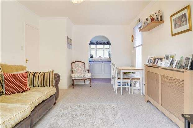 2 Bedrooms Flat for sale in Buckland Mews, ABINGDON, Oxfordshire, OX14 1ST