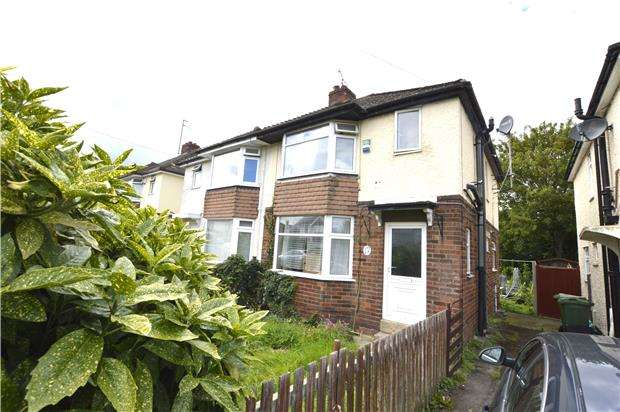 3 Bedrooms Semi Detached House for sale in Elmfield Road, Cheltenham, Glos, GL51 9JL