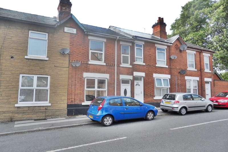 2 Bedrooms Terraced House for sale in Mill Hill Lane, Normanton