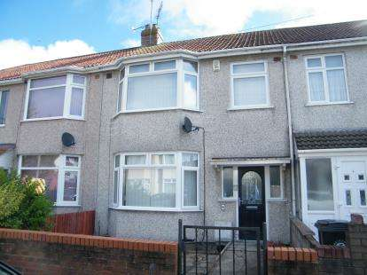 3 Bedrooms Terraced House for sale in Felstead Road, Bristol
