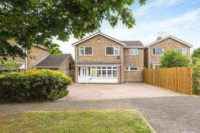 4 Bedrooms Detached House for sale in Mill Road, Stilton, Peterborough, Cambridgeshire