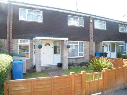 3 Bedrooms Terraced House for sale in Poole, Dorset
