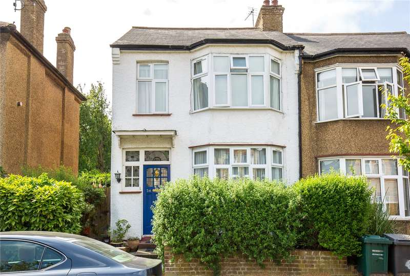 3 Bedrooms End Of Terrace House for sale in Avenue Road, North Finchley, London, N12