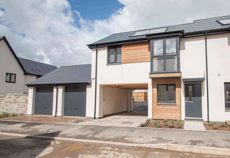 1 Bedroom End Of Terrace House for sale in Derriford, Plymouth