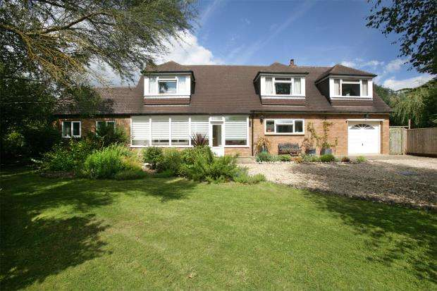 4 Bedrooms Detached House for sale in Copp Hill Lane, Budleigh Salterton, Devon
