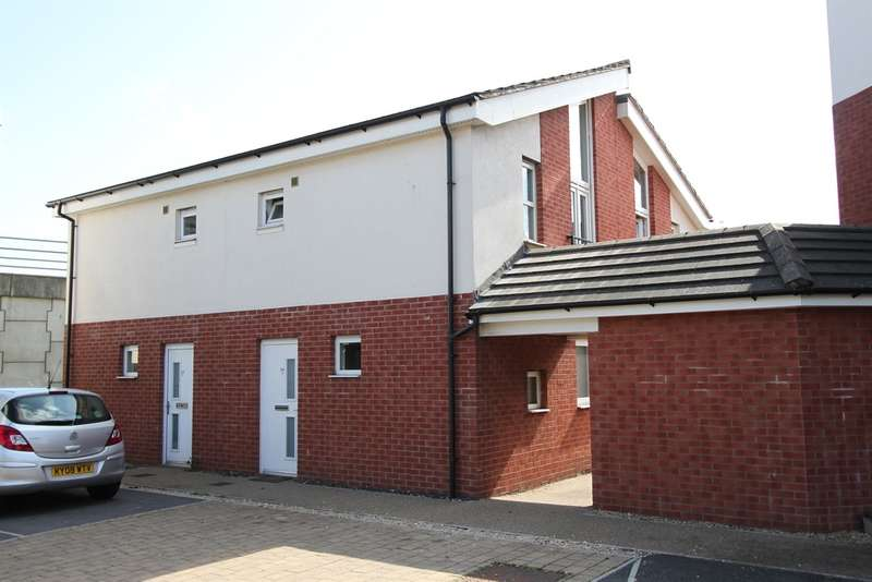 1 Bedroom Maisonette Flat for sale in Ariel Reach, Newport