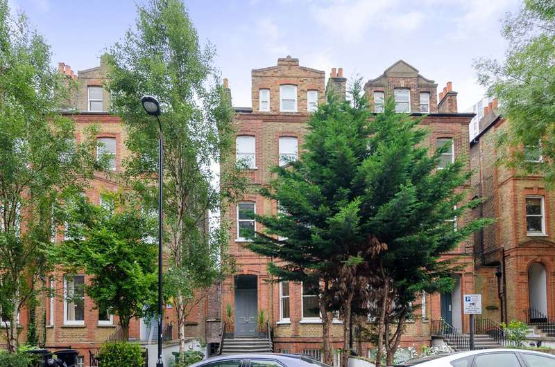 1 Bedroom Flat for sale in Fellows Road, Belsize Park, NW3