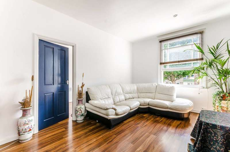 2 Bedrooms Flat for sale in Orde Hall Street, Bloomsbury, WC1N