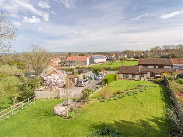 5 Bedrooms House for sale in Sub Road, Butleigh, Glastonbury