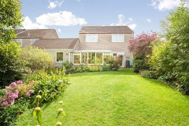 3 Bedrooms Detached House for sale in Holm Oaks, Butleigh