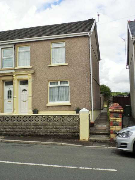 3 Bedrooms Semi Detached House for sale in Tirycoed Road, Ammanford, Carmarthenshire, SA18