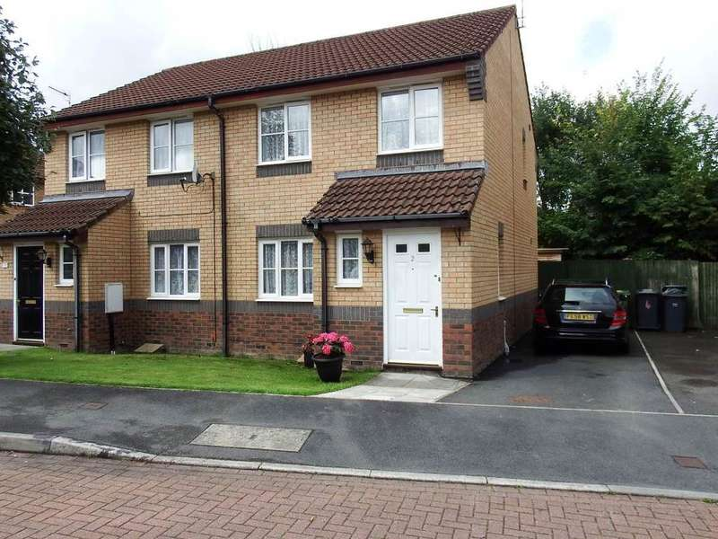 3 Bedrooms Semi Detached House for sale in Roundswell, Barnstaple