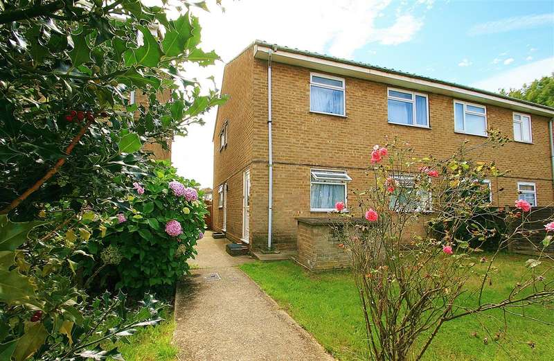 2 Bedrooms Maisonette Flat for sale in Melina Close, Hayes
