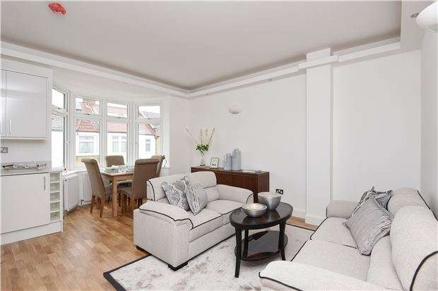 2 Bedrooms Flat for sale in Caithness Road, Mitcham, Surrey, CR4
